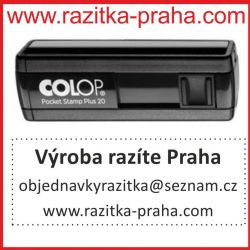 Razítko Colop Pocket Stamp 20